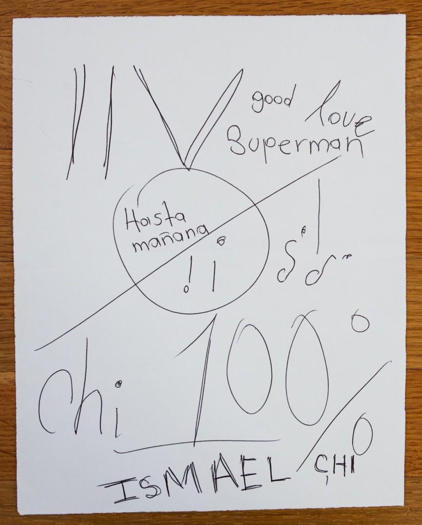 good love superman